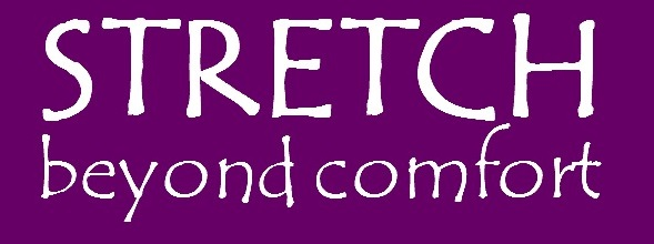 stretch beyond comfort Logo